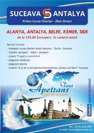 Oferta Apetrans Tour