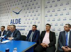 Țurcanu, infuzie de oameni noi la ALDE pentru candidaturile la primăriile din județ