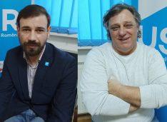 VIDEO Ady Hobjilă și Andrei Drancă, cei doi din USR care vor să-l schimbe pe Macaleți la CJ