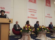 """Federovici, PSD Botoșani: """"au început să regrete perioada în care eram noi la guvernare. Anticipate egal austeritate"""" VIDEO"""