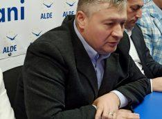 """Comunicat ALDE, Țurcanu: """"aceste jigniri venite din partea secretarului general al PNL Botoșani sunt cu dedicație"""""""