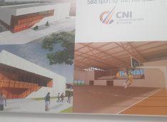 Sală de sport cu 102 locuri pentru comuna care are cel mai mare centru medical din mediul rural