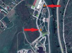 Două loturi pentru terase la Aquaparkul Cornișa, scoase la vânzare pe Facebook