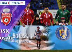 """Primarul Flutur felicită FC Botoșani pentru primul play-off: """"Îi asigur de implicarea mea totală pentru ca Stadionul să poată fi modernizat"""""""