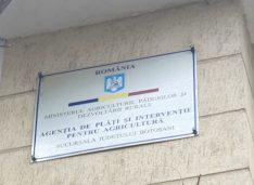 Cereri unice de plată primite de APIA Botoșani pentru 71.501 hectare