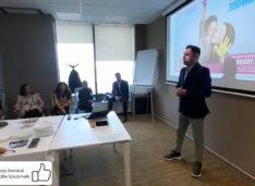 """Un om de afaceri din Botoșani la un seminar în București: """"Avem locuri minunate… la noi e mai puțină poluare"""" VIDEO"""
