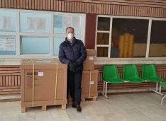 Dumnezeu acționează prin Vlad Plăcintă. A sosit la Botoșani primul aparat de depistat Coronavirus
