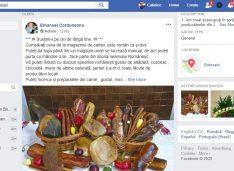 """""""Cumpărați ceva de la magazinul de cartier, este român ca și dumneavoastră"""". Un tânăr din Botoșani a creat un grup pe Facebook doar pentru producătorii locali"""