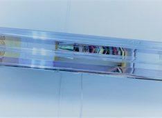 Electroalfa a dotat Spitalul de Copii cu două lămpi UVC