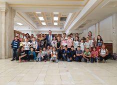 Costel LUPAȘCU: ,,Ziua Copilului este ziua viitorului! La mulţi ani sănătoşi şi fericiţi tuaturor copiilor şi părinţilor acestora!''