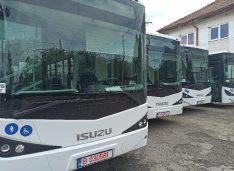 """Comunicat Cosmin Andrei, PSD: """"De ce plătește domnul primar Flutur chirie degeaba pentru autobuzele care nu circulă din banii botoșănenilor?"""""""