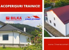 O casă durabilă are nevoie de un acoperiș rezistent
