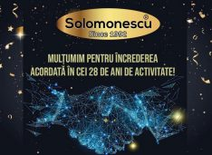 Fabrica Lacto Solomonescu a sărbătorit 28 ani de activitate. Compania este în plină campanie de extindere a rețelei de magazine proprii