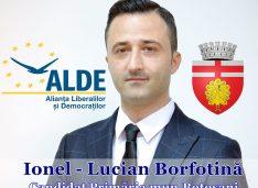 """A fost profesor de istorie, este antreprenor de peste 10 ani, primar cu realizări într-o comună și vrea să conducă municipiul Botoșani: """"Mă prezint ca omul care vrea să ridice orașul unde istoria și personalitățile sale l-au urcat"""""""