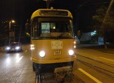 FOTO Invitați din Dresda, Germania, și primarul Flutur au participat la ultima cursă a tramvaielor Tatra la Botoșani