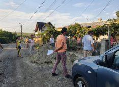FOTO Roxana Țurcanu și echipa ALDE au mers pe străzile uitate ale municipiului Botoșani