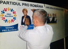 Huncă a demisionat de la șefia Pro România. Viceprimarul Toma este noul coordonator județean interimar