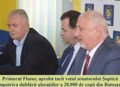 """Marius Budăi: """"Domnilor Flutur și Șoptică nu fiți lași și cereți-i lui Orban să mărească pensiile cu 40% celor 90.000 de pensionari din Botoșani"""""""