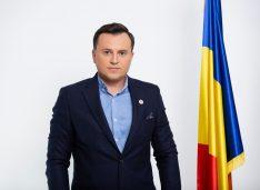 """Cătălin Silegeanu: """"Sunt dovada vie că partidele au nevoie de oameni tineri, ambițioși, care au realizări personale importante"""""""