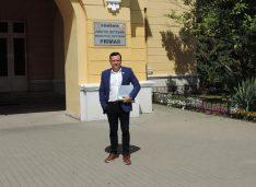 VIDEO Cătălin Silegeanu și-a depus candidatura independentă la Primăria Botoșani, dar și la CL