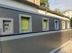 FOTO Ecoinsula, instrumentul cel mai modern de colectare și selectare a deșeurilor, adus în municipiul Botoșani