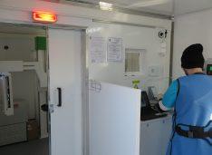 Caravana de depistarea activă a tuberculozei ajunge în Județul Botoșani. Aparatură de screening radiologic și diagnostic molecular rapid și programe de inteligență artificială care ajută la depistarea tuberculozei