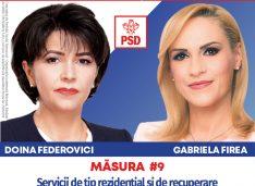 """Doina Federovici: """"Persoanele vârstnice și botoșănenii cu dizabilități vor beneficia de sprijinul necondiționat al Consiliului Județean în mandatul meu"""""""
