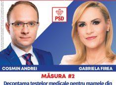 """Cosmin Andrei: """"Materna și Mame sănătoase în Botoșani sunt programele mele pentru susținerea întemeierii familiilor în orașul nostru din Pachetul social Gabriela Firea"""""""