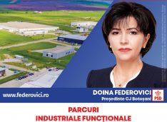 Stimularea creării de locuri de muncă pentru tineri prin programe dedicate și atragerea de investitori sunt priorități pentru Cosmin Andrei și Doina Federovici