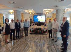 """Cu 110.000 euro de la UE, au asociat Cașcavalul de Săveni cu vinurile de la Mileștii Mici și au creat """"Moldavian Wine&Cheese"""" VIDEO"""