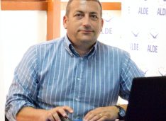 """Bogdan Dăscălescu:""""Vrem o țară ca afară și un județ dezvoltat ca alte județe!"""""""