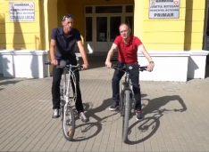 VIDEO Cosmin Andrei și Vali Catargiu, soluții pentru un traseu pe bicicletă de la Primărie la Aquaparcul Cornișa plus Pasarelă de la ACR la Cornișa
