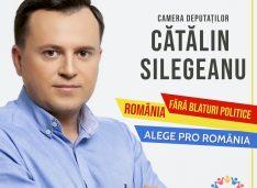 """Cătălin Silegeanu, candidat Pro România: """"De ce vă bateți joc de medici, de bolnavi, de banul public? Spitalele tot nu au materialele necesare!"""""""