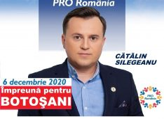 """Cătălin Silegeanu: nu poți adopta măsuri benefice pentru România fără a sancționa groparii României, sau perpetuând această """"anemie"""" a Parlamentului"""