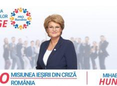 """Mihaela Huncă, Pro România: """"Un ban-atât valorează bunăstarea poporului român în ochii guvernului Orban"""""""