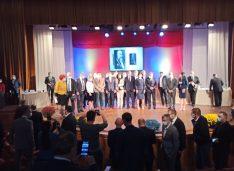 VIDEO-FOTO Noii consilieri județeni au depus jurământul în funcție. PSD, PNL, Pro România și ALDE au consilieri