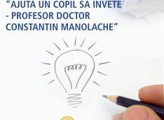 """ROTARY CLUB BOTOȘANI lansează cea de șaptea ediție a programului bursier """"Prof. dr. Constantin Manolache"""""""