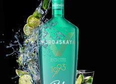 GALERIE FOTO Prima vodka BIO produsă în România: Voronskaya BIO