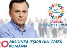Cătălin Silegeanu: Oamenii de afaceri din județul Botoșani au nevoie de un reprezentant în Parlament!