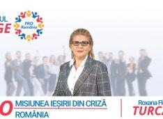"""Roxana Țurcanu: """"Programul PNL reprezintă o lovitură pentru mai multe categorii de români ale căror venituri vor fi afectate"""""""