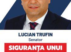 """Lucian Trufin: """"Fermierii români recunosc că sub guvernarea PSD au dus-o mai bine"""""""