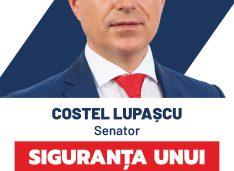 Costel Lupașcu: Iohannis și Guvernul PNL calcă pe cele peste 10.000 de cadavre ale bolnavilor COVID, decedați în urma virusului și refuză să facă testarea necesară opririi pandemiei. Ei se gândesc doar la alegeri!