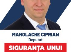 """Ciprian Manolache, profesor, candidat PSD pentru Parlament: """"Premierul Orban a inaugurat sediul de campanie al PNL București, dar nicio școală sau grădiniță nouă"""""""