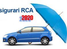 Asigurarea RCA in 2020
