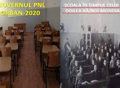 Comunicat Cătălin Silegeanu: Romania normală și educată a lui Iohannis. Școala online cu telefonul in pod după semnal! Astăzi este Ziua Internațională a Drepturilor Copiilor