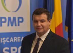 Eugen Tomac, PMP: Aceasta este ziua cea mare a națiunii noastre!