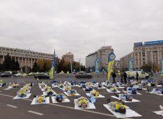 """AZI, de la 12.00, sindicaliștii de la """"Solidaritatea Sanitară"""" protestează în fața Prefecturii"""