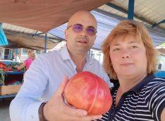 """Lucian Trufin: """"A fost odată tomata românească"""""""
