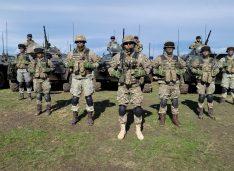 Armata recrutează elevi: Alege o carieră plină de satisfacții – cariera militară!
