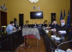 Acord între Primăria Botoșani și Nova Apaserv pentru a asfalta mai rapid gropile din asfalt rămase după intervențiile la rețeaua de apă și canalizare